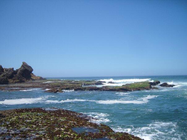 Mer en Afrique du sud